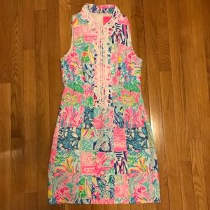 BRAND NEW Lilly Pulitzer Alexa Shift Dress, Size 4